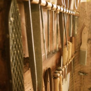 Tools for flutemaking