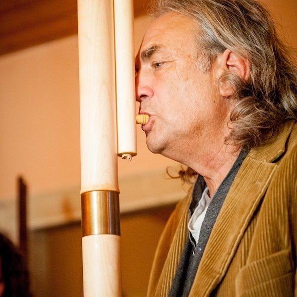 Rainer Rabus Fujara in G