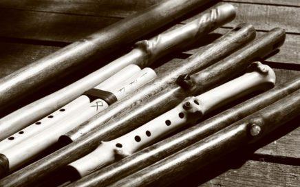 Overtone Flutes, Double Flutes, Whistles, Fujara