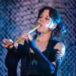 Kelly Miller Lopez Obertonflöte in G