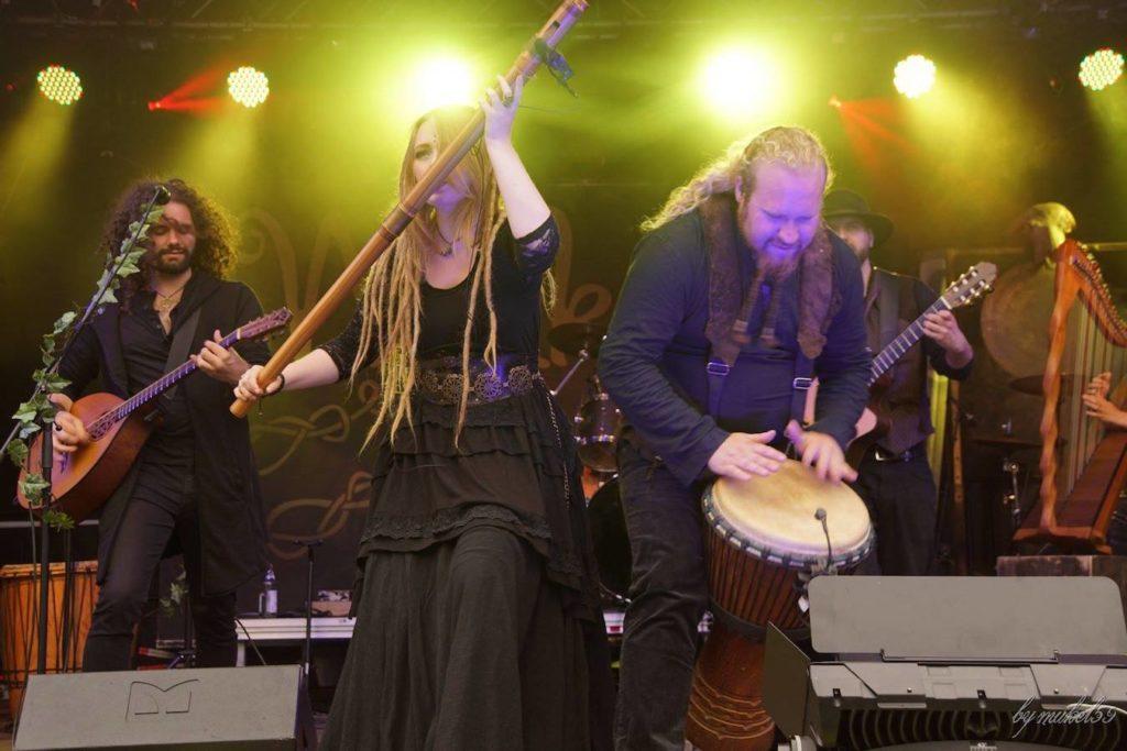 Nina Waldkauz Bass Obertonflöte